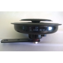 Buzina De Percussão Bi-bi Universal - 12v / 106mm / 340 Hz