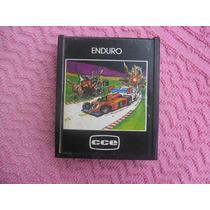 Atari Cce 2600 Cartucho Enduro Original Funciona 100%