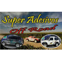 Adesivos 4x4 Land Rover Suzuki Willys Toyota + Frete Grátis
