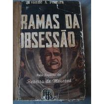 Livro Espirita - Dramas Da Obsessão - Yvonne A. Pereira