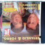 Cd Original Leandro & Leonardo - Sertanejo & Forró No Jt