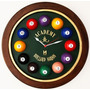 Relógio Bilhar,sinuca,decoração,presente