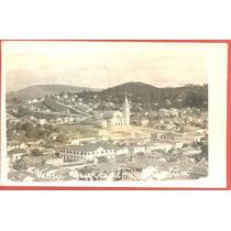 Cartão Postal Antigo Lambari Mg - Vista Panoramica