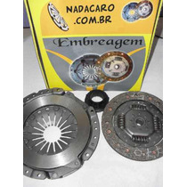 Embreagem (kit) Doblo 1.6 Strada Brava Palio Weekend