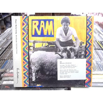 Paul Mccartney Ram Bonus Cd Duplo Importado Novo Lacrado