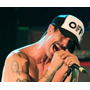Boné Trucker Off! Anthony Kiedis Red Hot Chili Peppers
