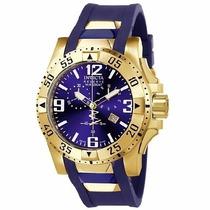 Relógio Invicta 6266 Excursion Ouro 18k ! Aventandor Import