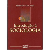 Livro - Introduçao A Sociologia - Envio Grátis