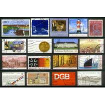 Alemanha - Coleção De Selos Comemorativos - S4916