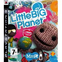 Little Big Planet Português Frete Grátis Ps3 Sdgames Lbp !!