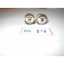 Estrela Boneca Antiga-olhos De Vidro M14