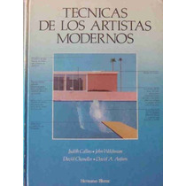 Pintura : Tecnicas De Los Artistas Modernos Espanhol 1984
