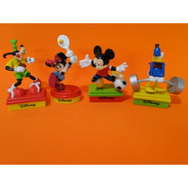 Academia Fitness Club House Mickey Mouse Disney Fitness