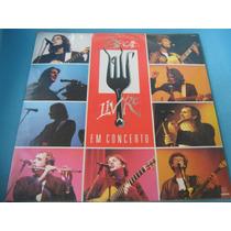 Lp Zerado Boca Livre Em Concerto 1989 Tem Raro Encarte 5