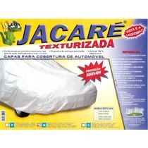 Capa Para Cobrir Carro Jacaré Frete Gratis P M G Protetora