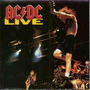 Ac Dc - Live - Importado - Made In Usa