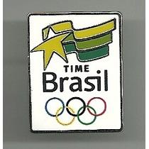 Pin - Olimpíadas Londres 2012 Time Brasil