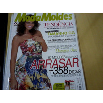 Revista Moda Moldes Nº23 Editora On Line