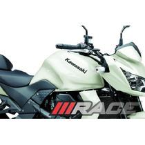 Par De Adesivos Kawasaki - Z750 P/ Lateral Do Tanque - Z 750