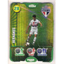 +m+ Card Brasileiro Cheetos - Hernanes 28 - São Paulo Spfc