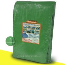 Lona 4x3 Verde Piscina Telhado Barraca Camping Uv Promoção