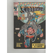 Superman Em Cores-editora Ebal-numeros Diversos.