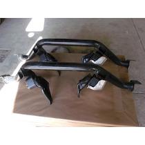 Flange + Sub Chassis Para Colocaçao Motor 1.4 Flex Dá Kombi