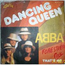Vinil Compacto Abba Dancing Queen - Importado França -raro