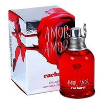 Perfume Amor Amor Feminino Eau De Toilette -cacharel -100 Ml