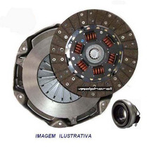 Kit De Embreagem Honda Civic 1.5/1.6/1.7 Até 2007 - C11h184s
