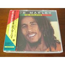 Bob Marley : The Revelation ~ Cd Box 48 Músicas! Japão + Obi