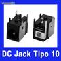 Dc Jack Tipo 10: Acer Alienware Benq Compaq 5.5mm * 1.7mm
