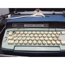 Maquina De Escrever Eletrica Smith Corona Coronet Eletric