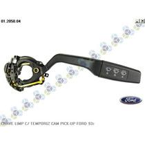 Chave Limpador C/ Temporizador Caminhão Pick Up Ford 93/...