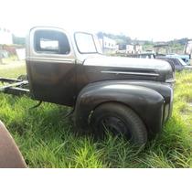 Ford 1946 - Rodas Do Caminhão Aro 20