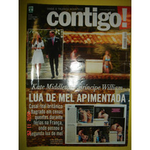 Revista Contigo N.1931 20/9/2012/kate Middleton E O Prícipe
