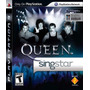 Game Ps3 Singstar Queen