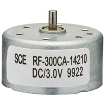 Motor Dvd 3.0 V - 5mm (075-3000)
