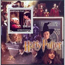 Selos - Harry Potter - Kirguistão 2001 Mnh
