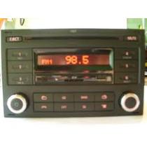 Cd Vw Novo Fox Vermelho Bluetooth/sd/mp3/usb/ipod - 2din