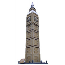 Big Ben De Londres - Bloco De Montar (similar Lego) 1642 Pcs