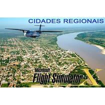 Cidades Brasileiras Aviação Regional Fsx