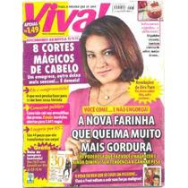 Revista Viva: Dira Paes / Lingeries Sexies / Farinha De Soja