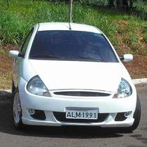 Para Choque Esportivo Ford Ka 1997/01 Em Fibra