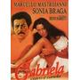 Dvd Gabriela, Cravo E Canela - Frete Grátis - Dublado