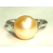 Pocao2005-anel-ouro18k! Design Perolas Frete Gratis