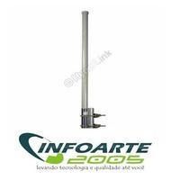 Antena Omni Hyperlink 15 Dbi Original Profissional Hg2415u-p