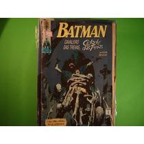 Cx B 94 Mangá Hq Dc Batman Cidade E Cavaleiro Das Trevas