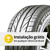 Pneu Aro 15 Bridgestone Potenza Giii 195/60r15 88h