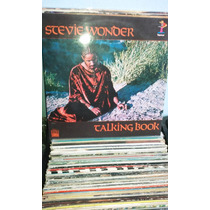 Lp Stevie Wonder Talking Book Capa Dupla Original 1972